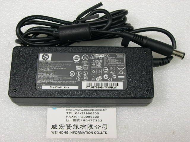 HP ProBook 筆電維修 4520s 4525s 4530s 4540s 19V 4.74A 帶針 變壓器 充電器