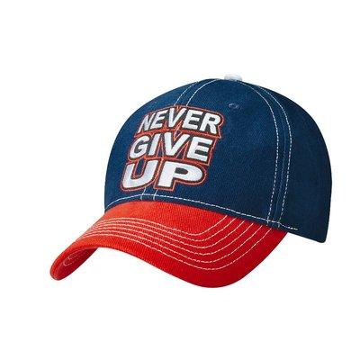 [美國瘋潮]正版WWE John Cena U Cant Stop Me Baseball Hat 勢不可擋最新款棒球帽