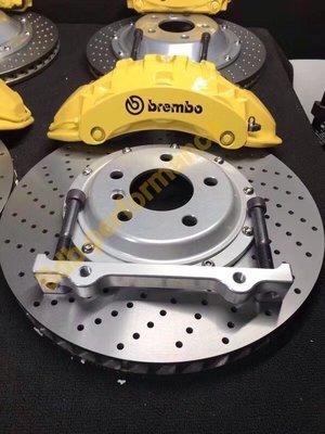 邦德堡國際- brembo AP 樣式 前大六活塞 可另購後大四活塞 雙片式浮動盤 18Z  20Z 9040 9060