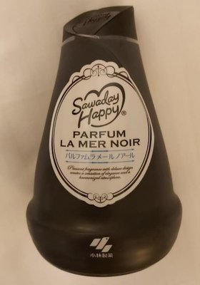 日本直送 小林製藥 Sawaday Happy 芳香劑 150g - La Mer Noir