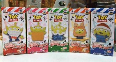 阿虎會社 正版 日本進口 玩具總動員 三眼怪 冬季 聖誕節 冬季派對 現貨