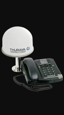 THURAYA SF-2500室內座枱衛星電話.實舖原廠行貨一年保養 實舖門市