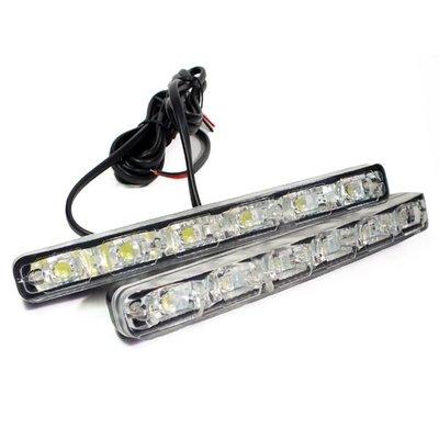 ◇光速LED精品◇ 5050 9w DRL 日間行車燈 日行燈 100%完全防水