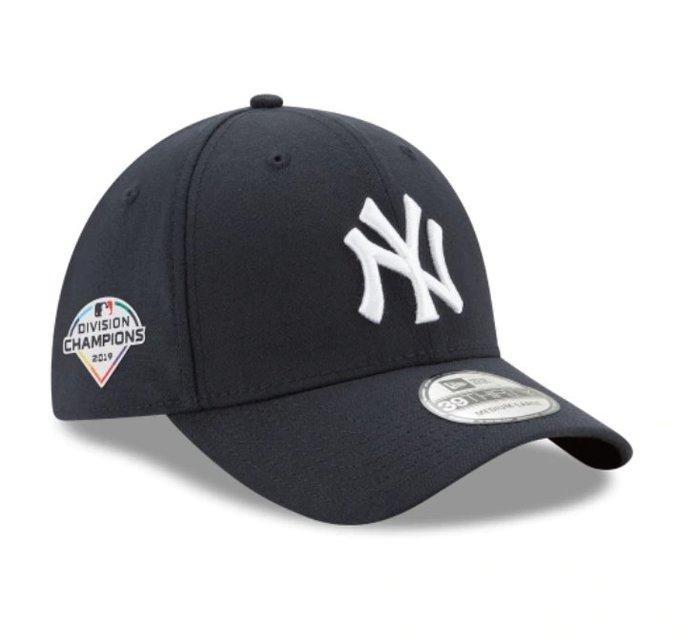 《FOS》New Era NEW YORK YANKEES 紐約洋基 棒球帽 分區冠軍 美國職棒大聯盟 2019新款