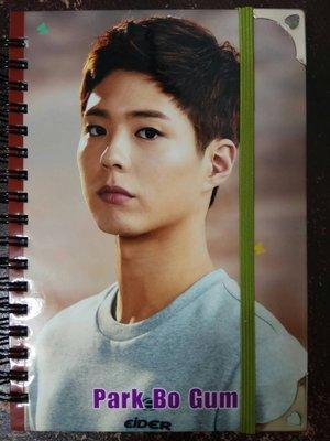 現貨,韓國最新!!朴寶劍 雲畫的月光 個人 寫真記事本 隨身筆記本 手札 手冊,內頁照片非常多喔!