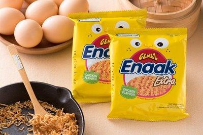 ~魔寶窩~促銷,韓式Enaak小雞麵,原味90克(30g*3包)