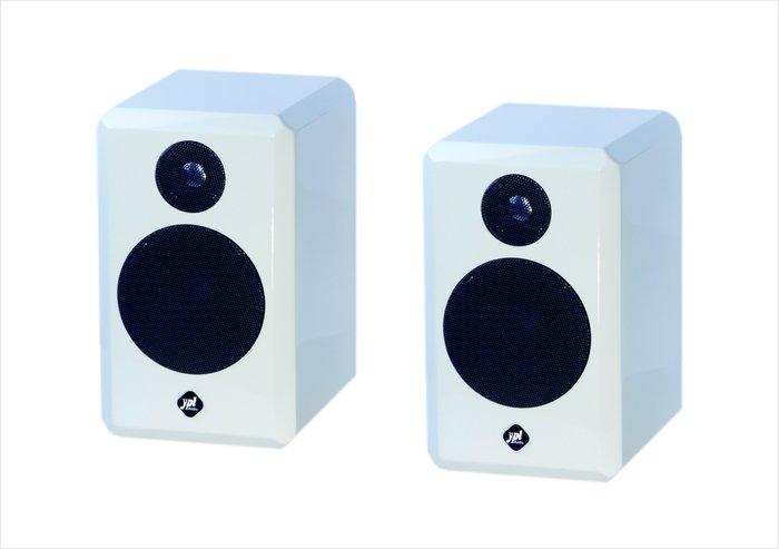 ypl audio《音譜利專業音響》TR-1 鋼琴烤漆書架型喇叭