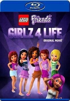 藍光BD 樂高姊妹淘 女孩萬歲   LEGO Friends Girlz 4 Life   :BD-9628