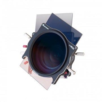 『e電匠倉』 SUNPOWER Charmer 100mm 第二代可旋轉方型濾鏡支架 濾鏡架 不含轉接環
