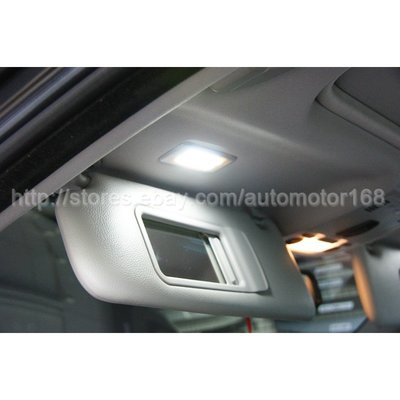 【SD祥登汽車】For Rolls-Royce RR2 Drophead RR3 Coupé化妝鏡燈(一對)