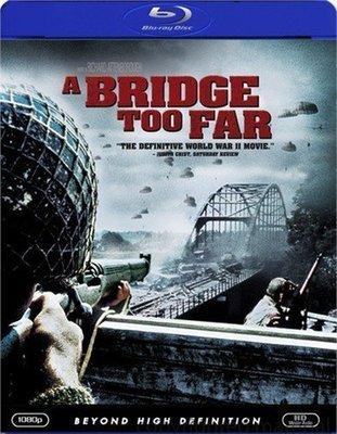 BD 全新美版【奪橋遺恨】【A Bridge Too Far】Blu-ray 藍光