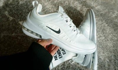 全新 Nike Air Max Axis 白 仙女鞋 小白鞋 輕量 舒適 百搭 運動鞋 氣墊 AA2146-100