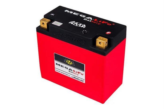 台北皇欣 MegaLife Battery 機車 磷酸鐵 鋰電池 MB-20L LEP20L-BS