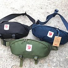Fjallraven Ulvo hip pack 斜揹袋 腰包 waist bag 4升
