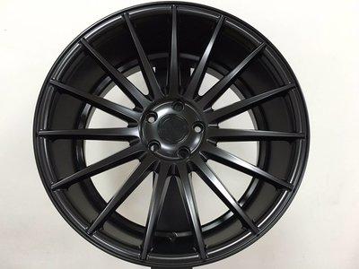 新品發表 高質感 類VOSSEN VF2 20吋 5X114.3  鋁圈 SIENNA 8.5J