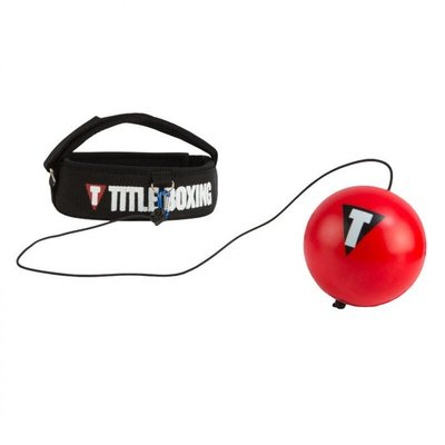 【青檸yahoo】TITLE BOXING REFLEX BALL 拳擊訓練反映速度球 頭球