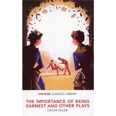 The Importance of Being Earnest and Other Plays 不可兒戲 英文原版書籍@yi88378