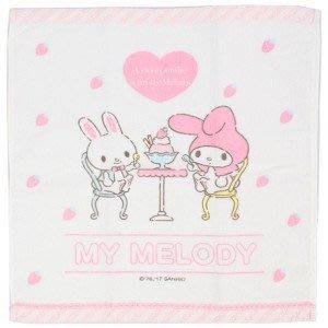 日本三麗鷗美樂蒂/kitty/布丁狗 手巾 大方巾