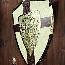 攝影棚舞台道具牆面裝飾中世紀騎士盔甲仿古歐洲盾牌