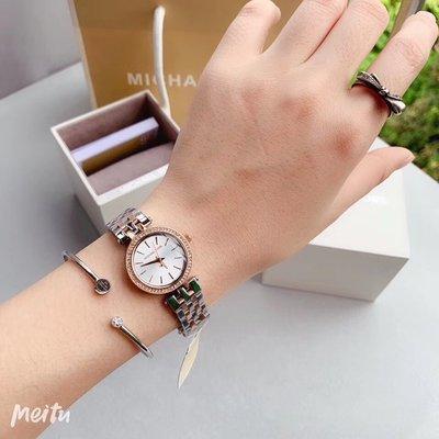 MICHAEL KORS 全新時尚優雅小錶盤女士手錶