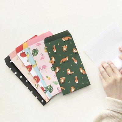 ❅PAVEE❅  韓國GMZ~ Lovable Envelope 小可愛 紅包信封禮金袋(6入)