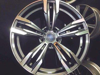 類BMW M6變形金剛5孔120 18吋鋁圈19吋鋁圈E60/E90/F02/F07/F10/F30/X1/X3/X5.