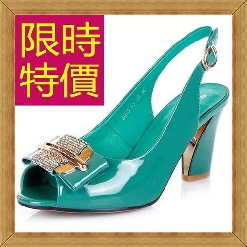 涼拖鞋高跟-夏季正韓氣質精美時尚女鞋子3色53l49【韓國進口】【巴黎精品】