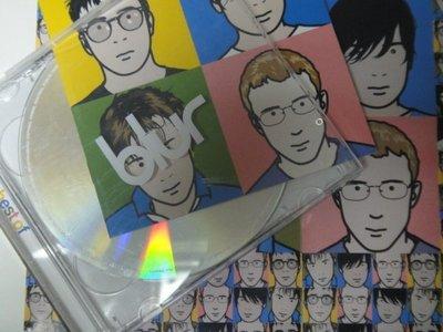 Blur 布勒合唱團 -- Best of Blur 精選輯 2CD 限量版
