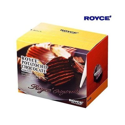北海道名品館  ROYCE巧克力洋芋片 北海道限定 日本帶回 現貨供應 另售 白色戀人 薯條三兄弟