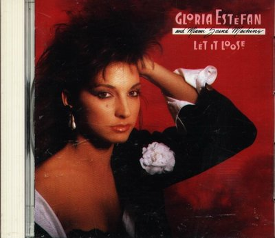 K - Gloria Estefan - Let It Loose - 日版 CD+2BONUS
