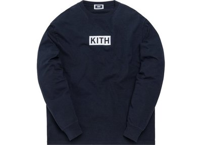 【紐約范特西】預購 Kith Reflective L/S Tee Night Sky 長袖T