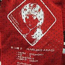 衣市藍~SLAM DUNK 灌籃高手赤木晴子 SHOHOKU3號球衣(M~七成新~)(200615)