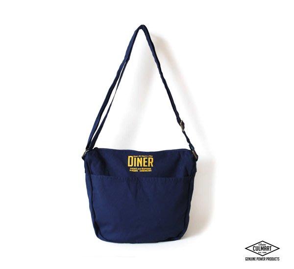GOODFORIT/日本CULTURE MART SHOULDER BAG復古美式餐廳肩背包