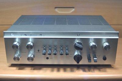 日本 LUXMAN LX38 真空管綜合擴大機 (二組PHONO)