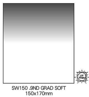 @佳鑫相機@(全新品)LEE Filter 漸層減光鏡 SW150 (3格)9ND GRAD SOFT(15x17cm)