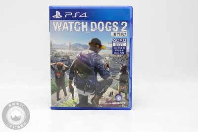 【青蘋果3C】PS4遊戲片 看門狗2 Watch Dogs 2 中英文合版 #56816