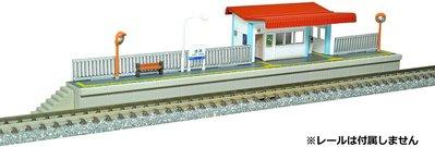(進貨中)Tomytec 建筑收藏 138-3 迷你車站站G3 立体模型用品