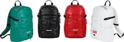 全新商品 Supreme 17FW Backpack 43代 43TH 3M 反光 後背包 背包