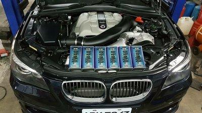 眾多車友選擇 FULL BORE N.B.I. PLUS 0W40 SN 多元複合酯『氮化硼+鉍元素』酯類機油