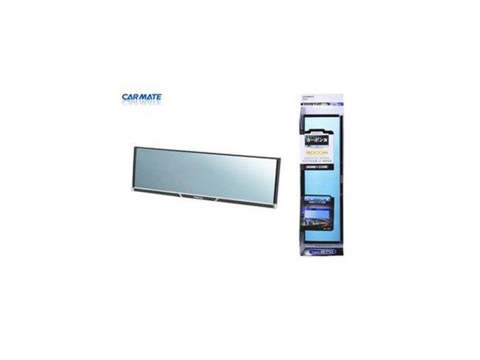 《達克冷光》CARMATE 3000R緩曲面藍鏡270mm碳纖 DZ264