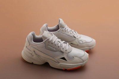 =E.P=ADIDAS ORIGINALS FALCON SHOES 愛迪達 老爹鞋 老人鞋 女版 EE5118