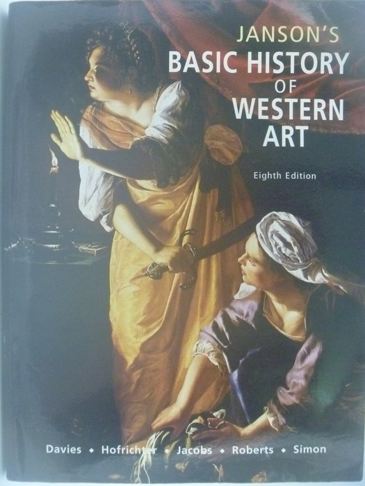 Janson's Basic History of Western Art-8/E_原價6267 〖大學藝術傳播〗AJT