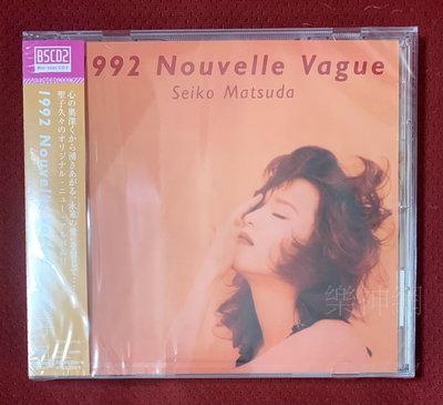 松田聖子Seiko Memories 1992 Nouvelle Vague (日版高音質CD) Blu-specCD2