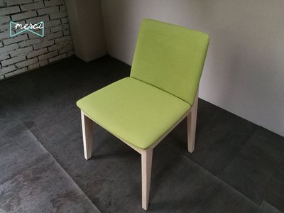 美希工坊 Poliform Ventura Chair (diamond'S cut) 北歐大師復刻椅/椅/時尚/訂製款