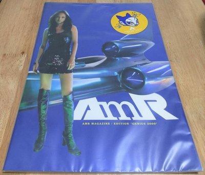 日本帶回~安室奈美惠NAMIE AMURO TOUR GENIUS 2000 場刊