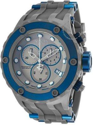 展示品 Invicta Reserve 17215B Specialty Subaqua Swiss Made Chronograph Date Me
