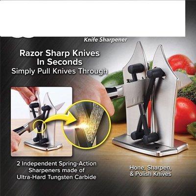 2018鋒刀神器款Bavarian Edge Knife Sharpener 磨刀器 磨刀石廚房工具