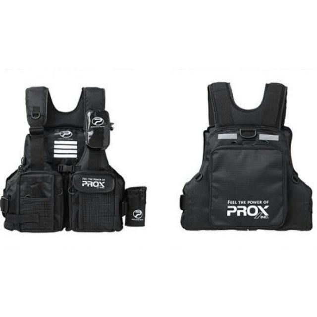 《屏東海豐》現貨 日本品牌 PROX PX399 路亞救生衣 路亞磯釣適用 兩色