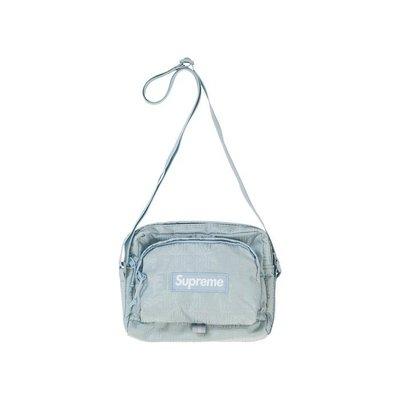 沃皮斯§Supreme 46th Shoulder Bag 水藍 肩背包 小包 SUP66
