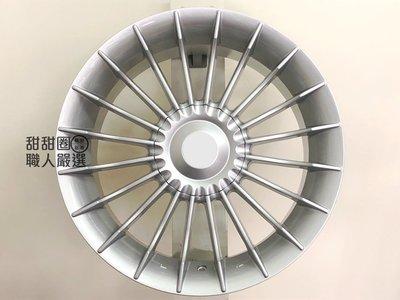 【甜甜圈】ALPINA S449 18吋5H120 銀色鋁圈 BMW E90/ E91/ F10/ F33適用 僅供前後配 高雄市